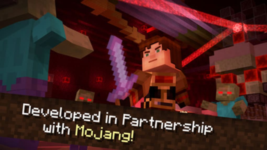 Minecraft: Story Mode for iPhone - Download