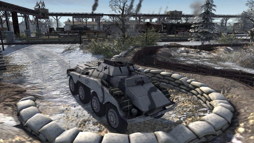 men of war assault squad demo download