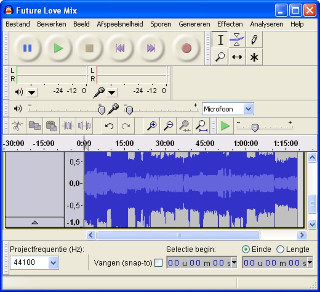 how to join mp3 files together with audacity