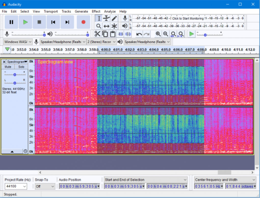 Portable audacity free | Audacity Free Download  2019-05-15