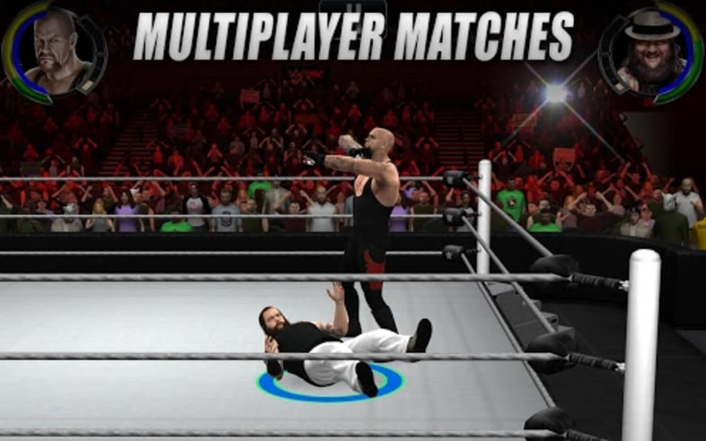 WWE 2K for Android - Download