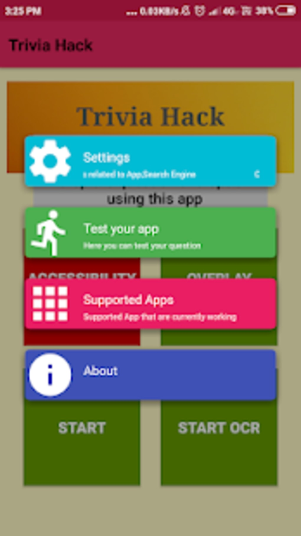 Trivia Help for Android - Download