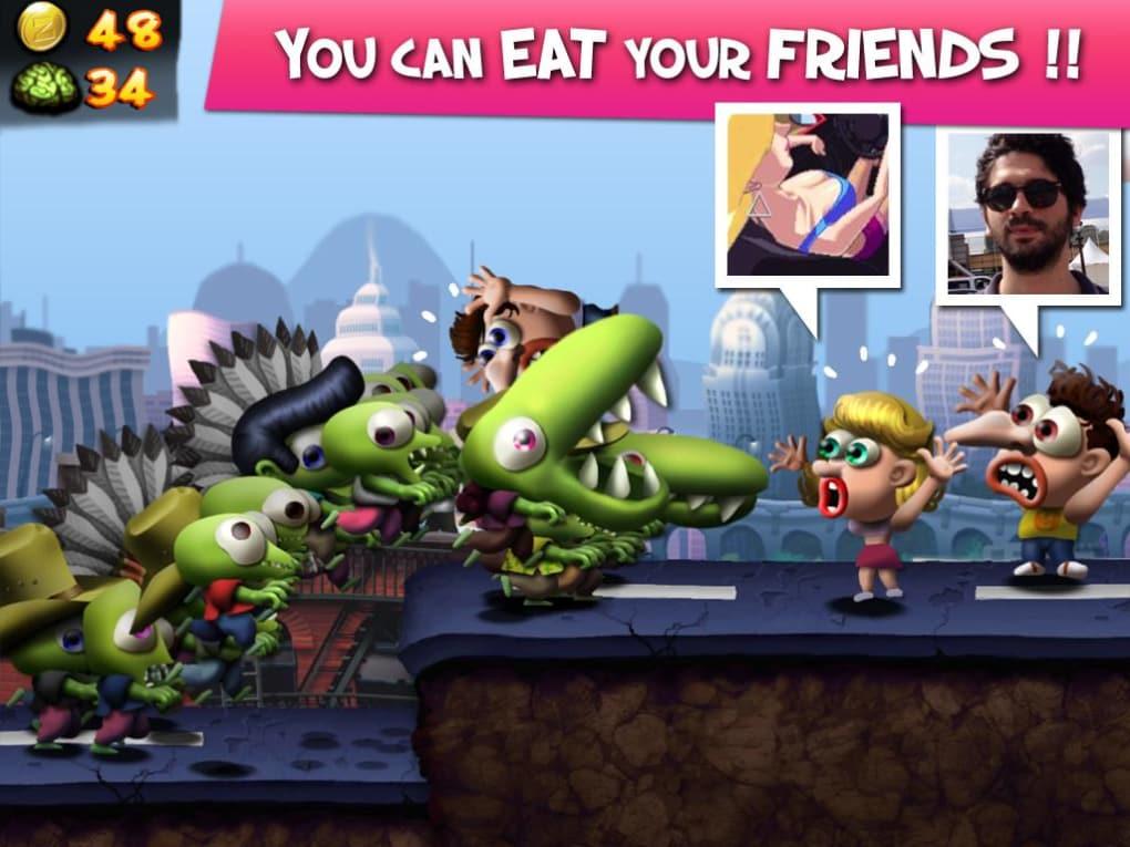 juego zombie tsunami para descargar gratis