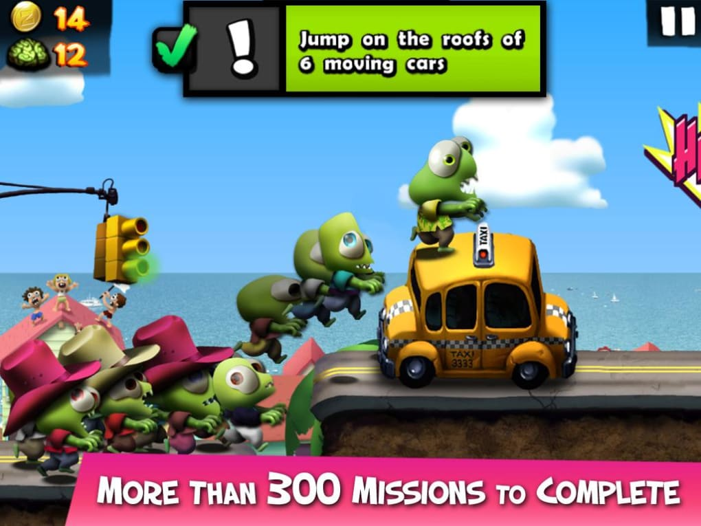 Zombie Tsunami Apk For Android Download