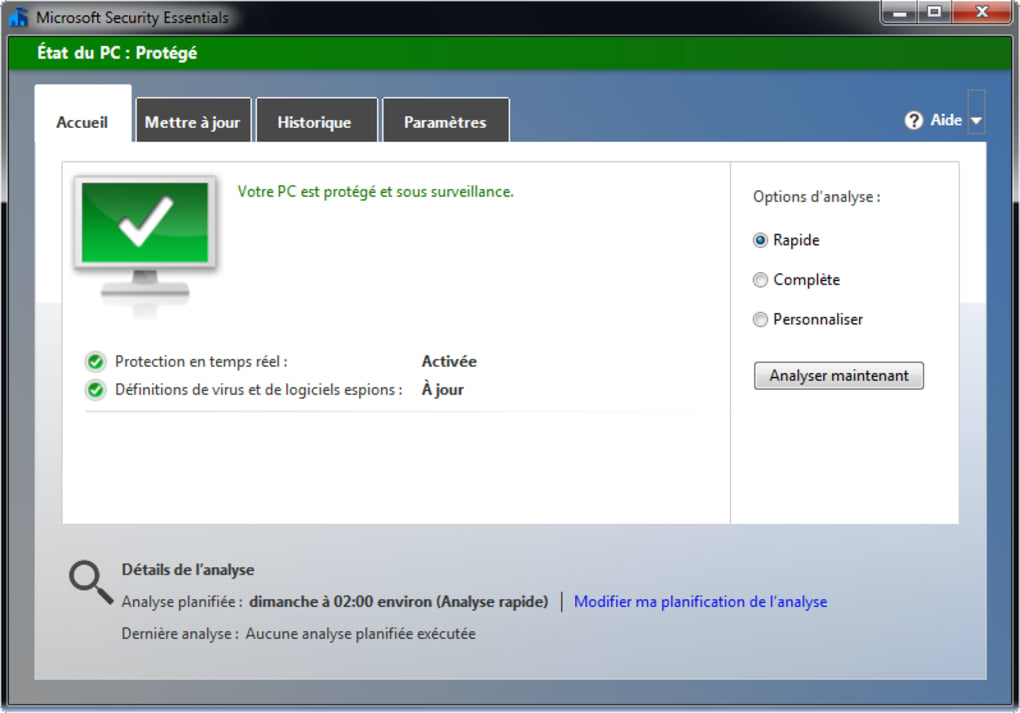 Microsoft Security Essentials. Discussion in 'Software' started by Lavender, Nov 4, 2011. (Other security programs are also being disabled and some have to be uninstalled and re-installed to get them to switch on. Other threads will deal with those.)