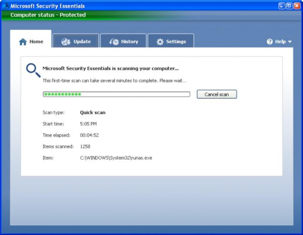 Microsoft Security Essentials Download 32 Bit 64 Bit