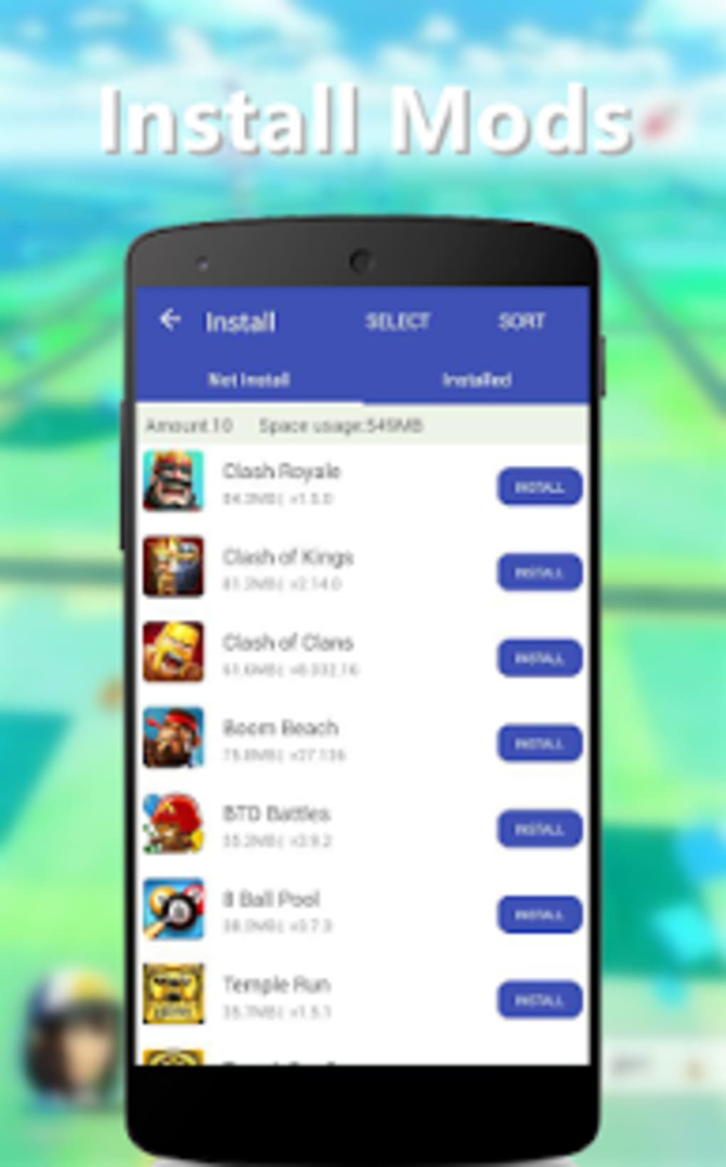 Mods Installer for Android - Download
