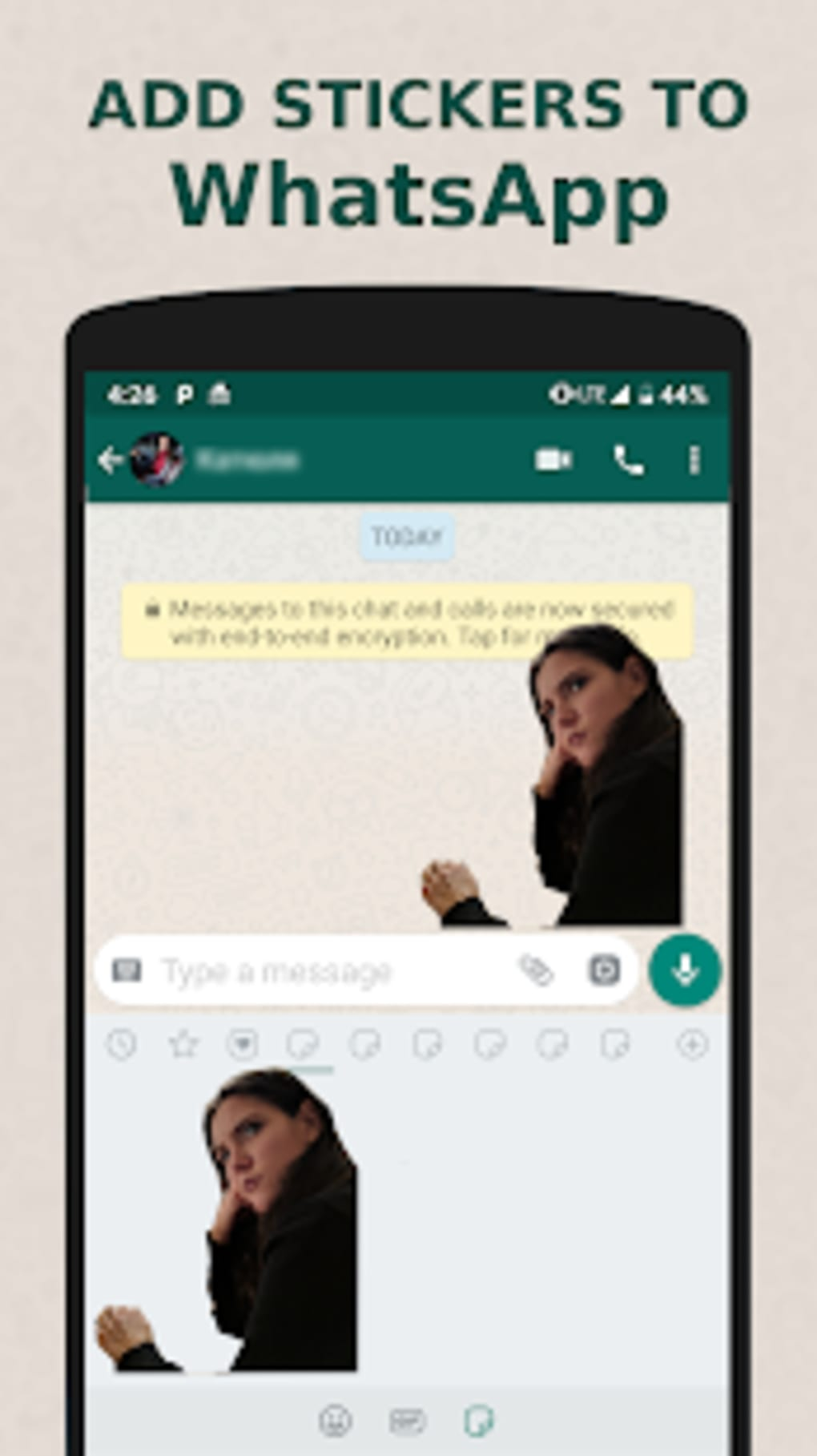 Sticker maker for whatsapp wastickerapps