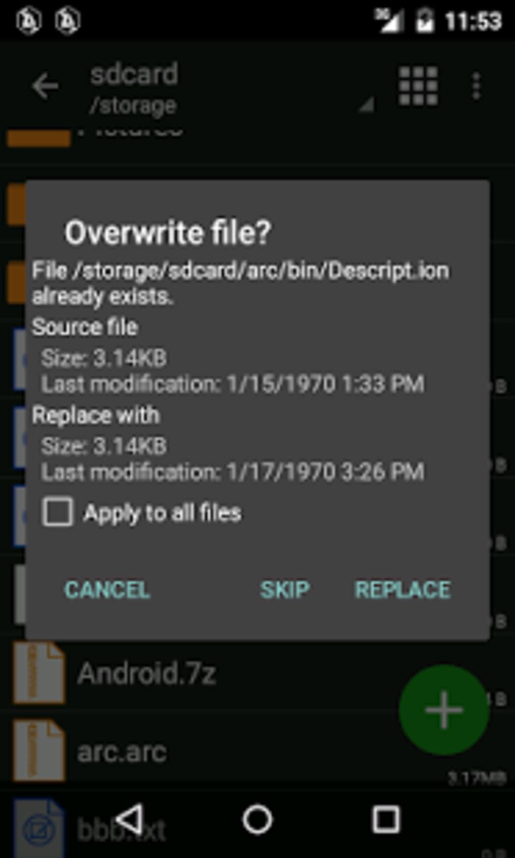 Download Apk Zarchiver Pro Android
