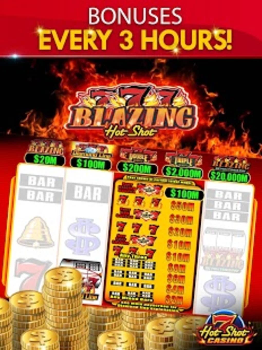 7 hot shot casino