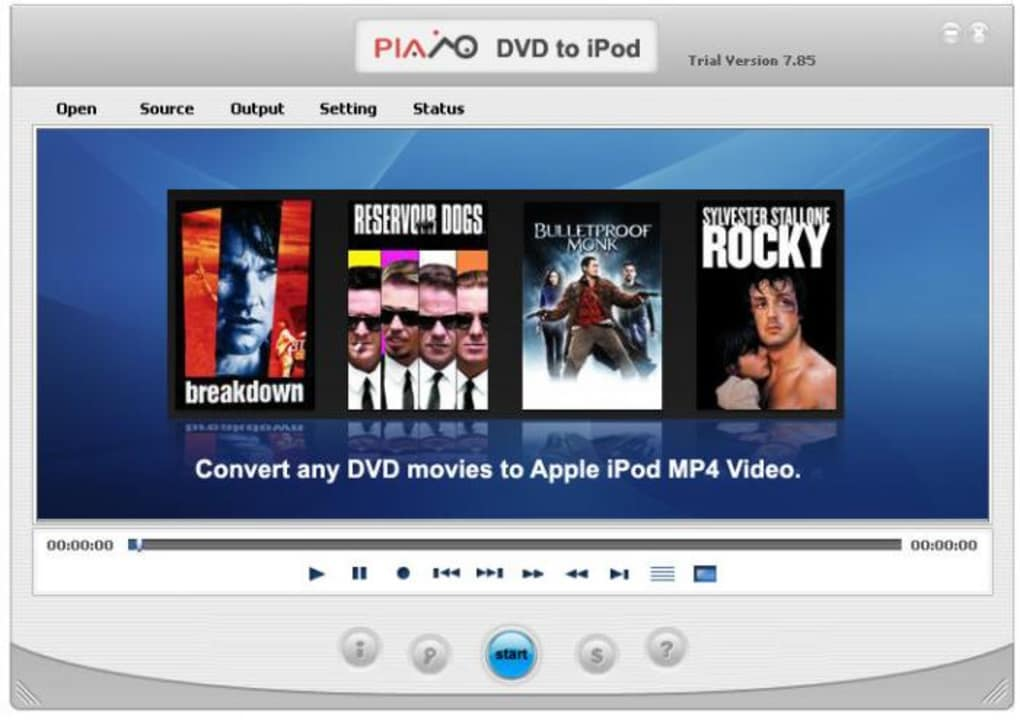 Free Plato DVD to iPod Converter - Convert any dvd to ipod ...