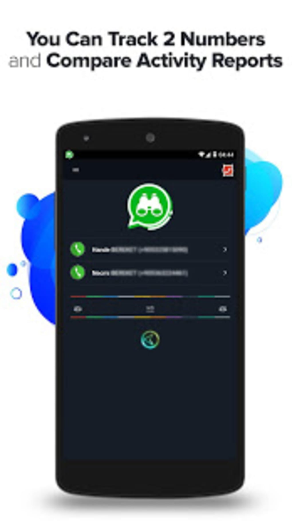 WatzFamily: Online App Usage Tracker for WhatsApp for