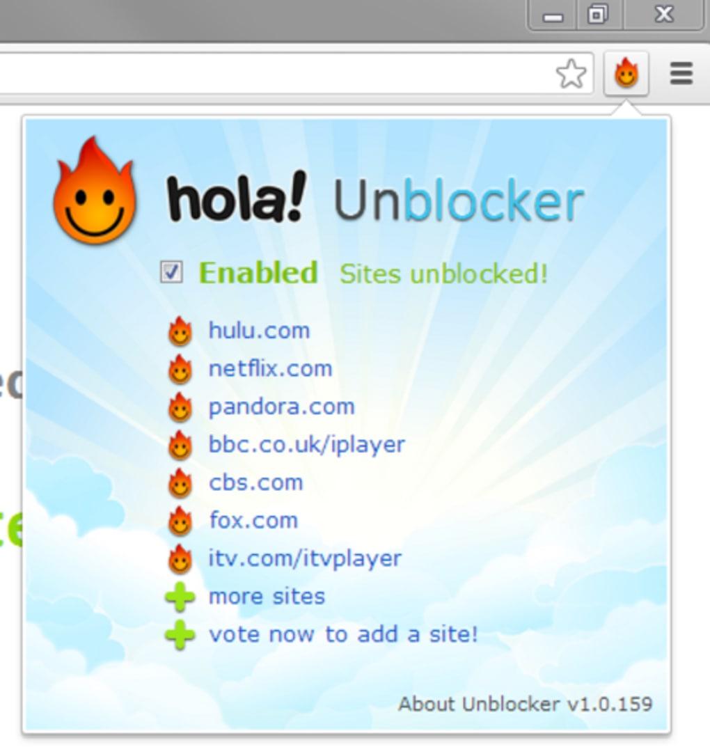 Hola Unlimited Free VPN para Mac - Download