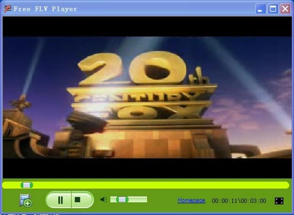 Free Flv Player Download