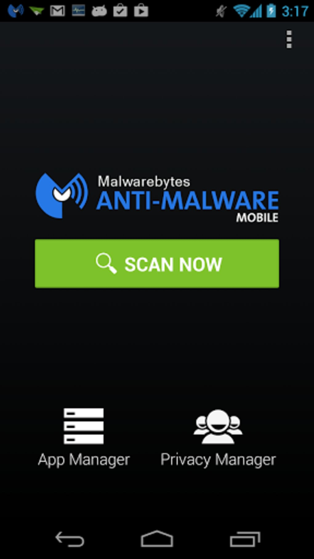 malwarebytes android download