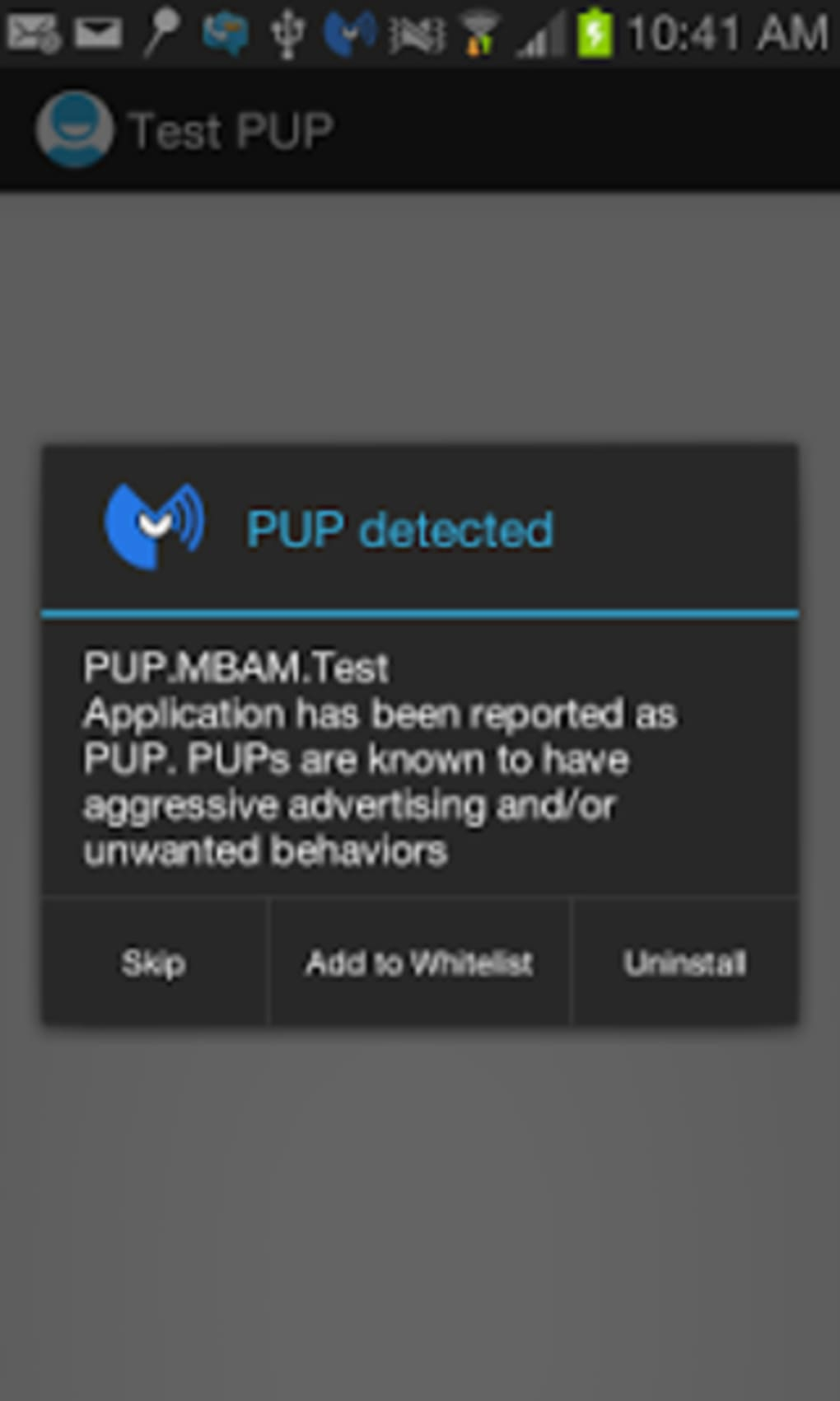 Malwarebytes Anti-Malware for Android - Download
