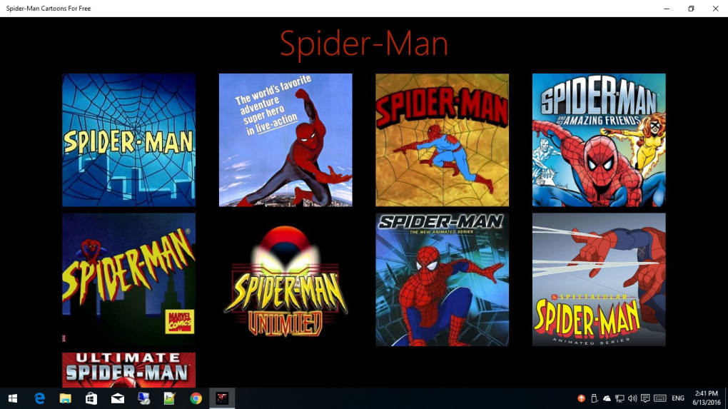 the amazing spider man game from softonic