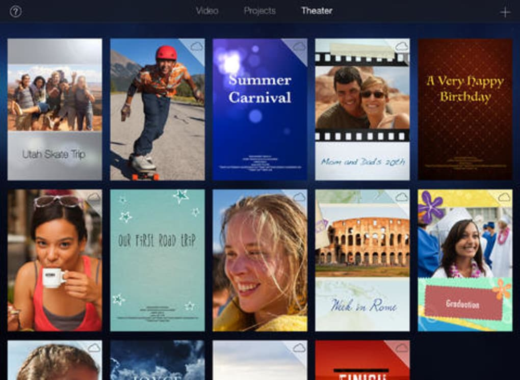 iMovie for iPhone - Download