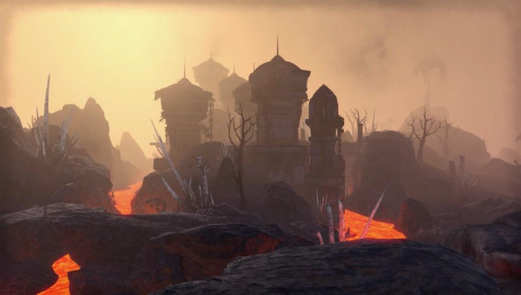 The Elder Scrolls Online - Morrowind Upgrade - Download