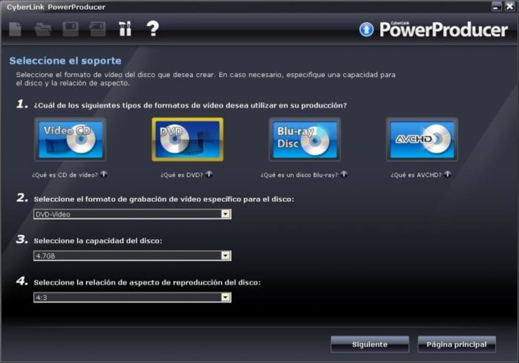 cyberlink powerproducer completo