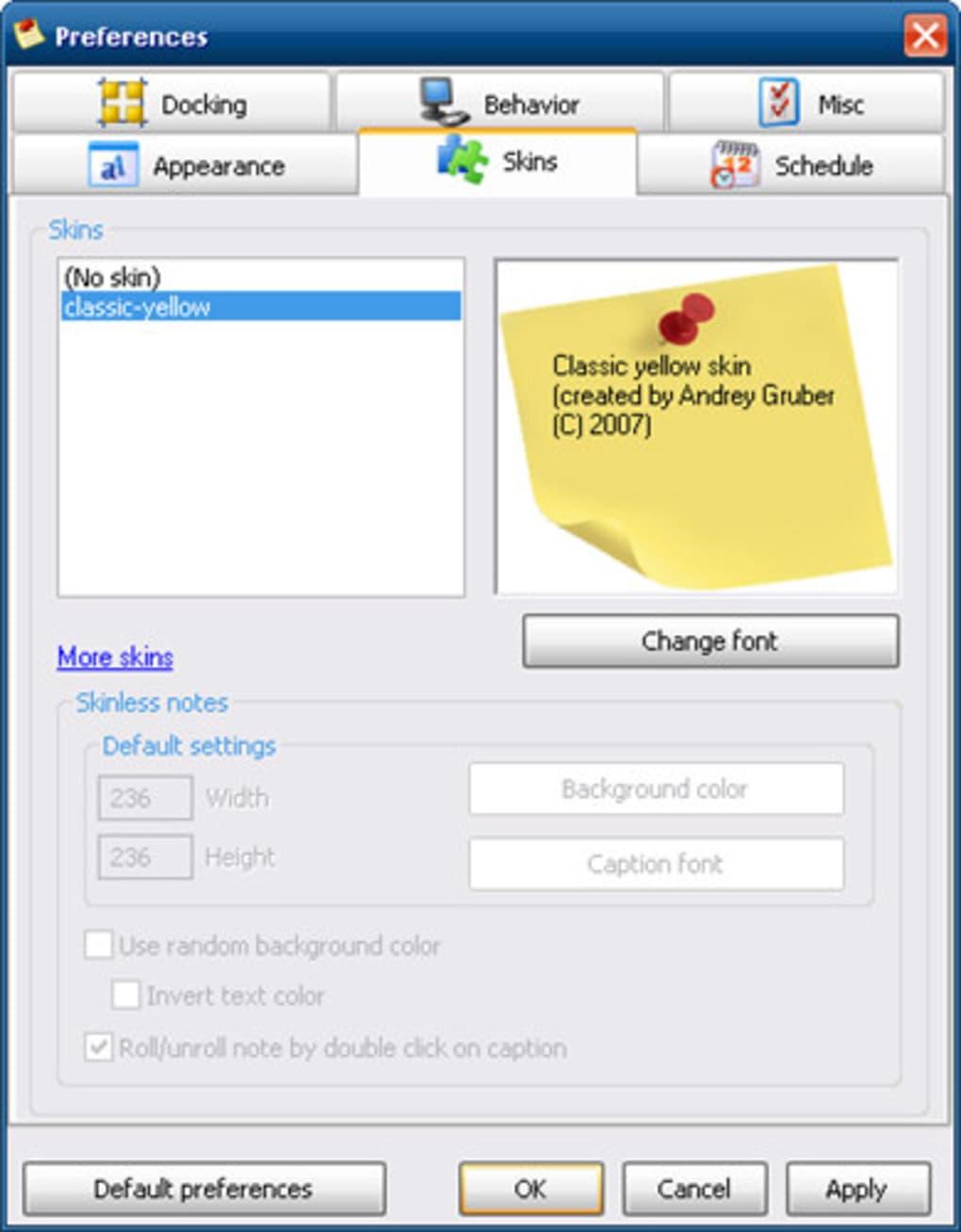 Download PNotes.NET (Portable) v3.2.0 (freeware ...