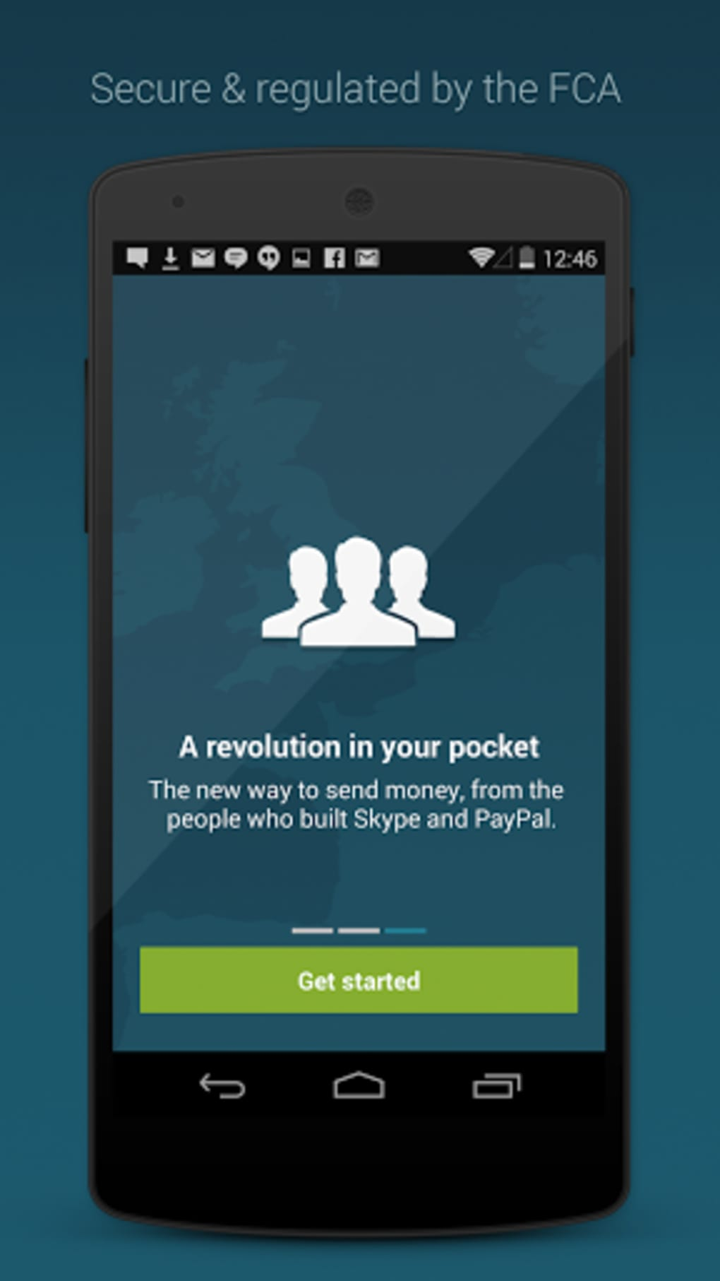 TransferWise Money Transfer for Android - Download