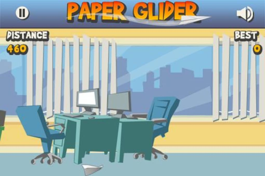 Paper Glider for iPhone - Download