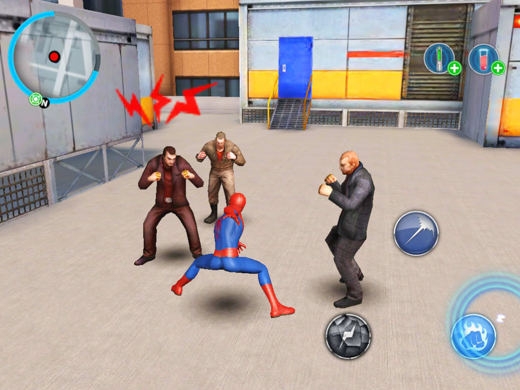 download spider man 2 the game
