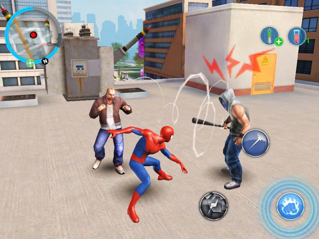 the amazing spider man 2 game pc ocean of games