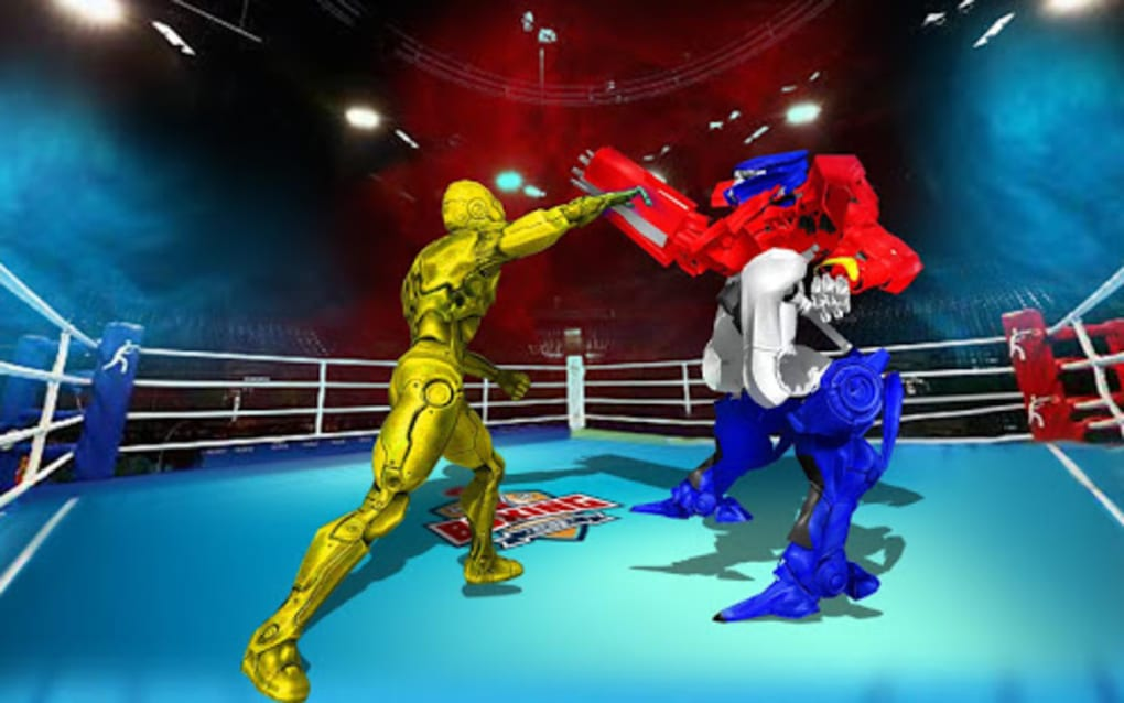 Real Robot Ring Fighting 2019 for Android - Download