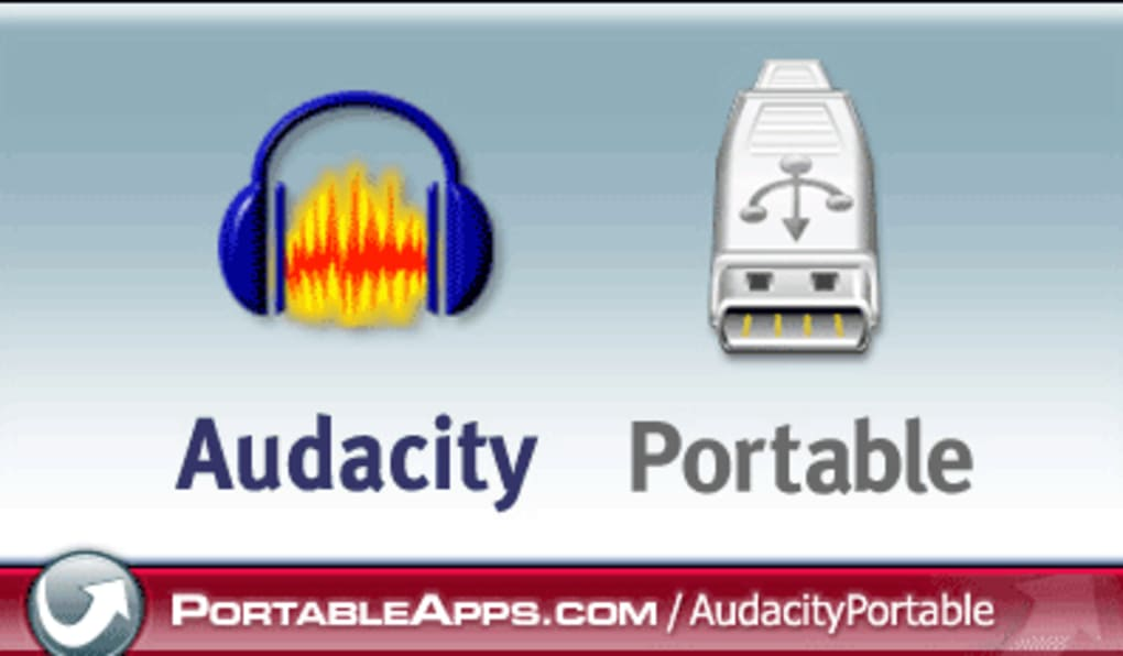 Audacity Portable - Download