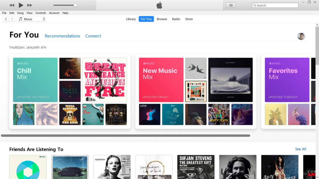 how to find itunes download on windows 10