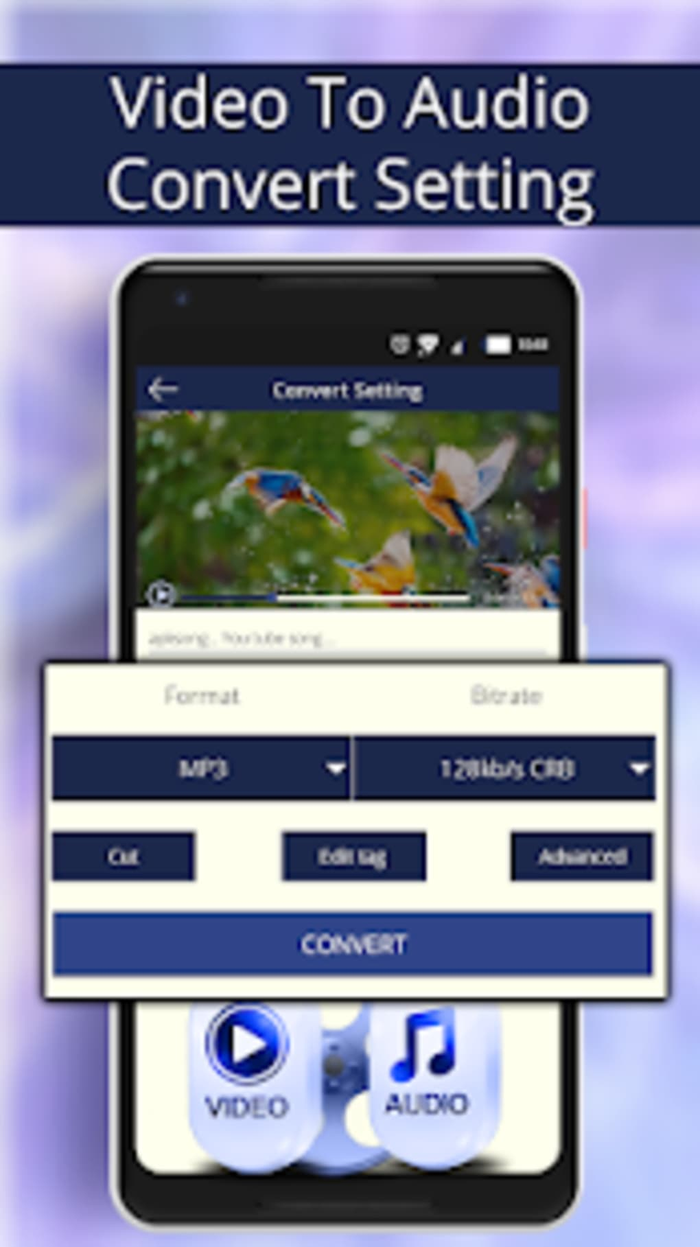 Free Video Converter: Media Converter Mp4 to Mp3 for Android