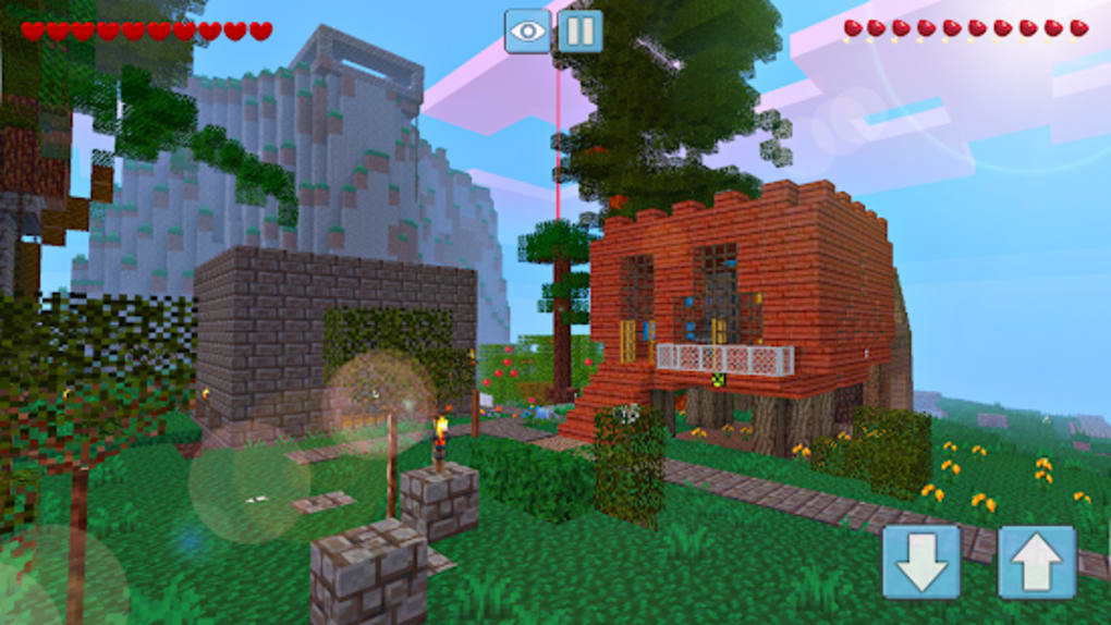 Block World Free >> Block Craft World 3d For Android Download