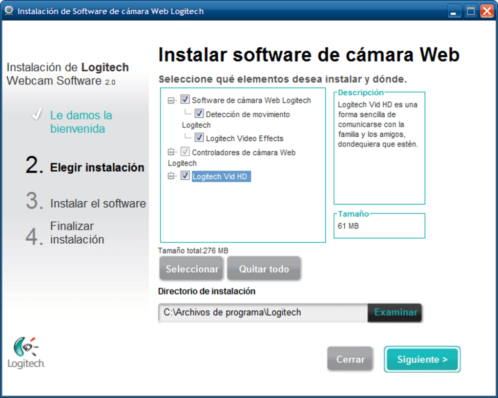 Logitech Hd Webcam Software Download