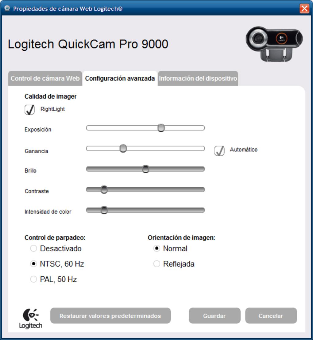 Logitech HD Webcam Software - Download
