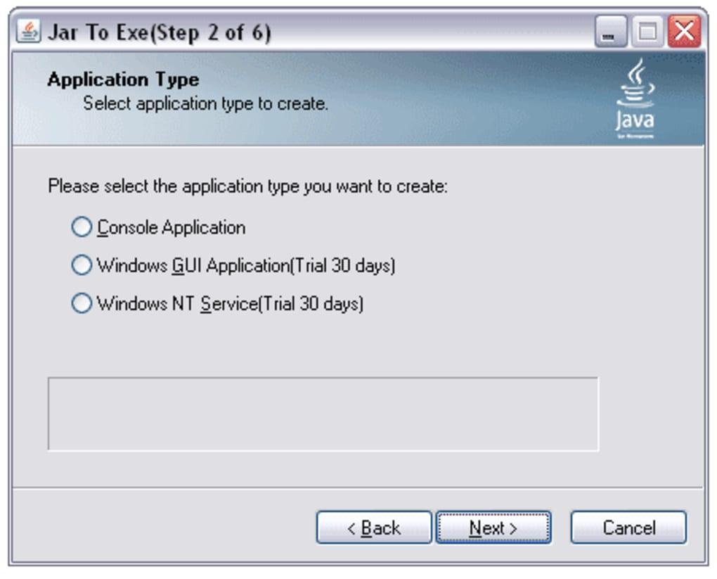 Jar2Exe - Download