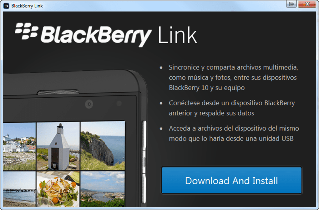 BlackBerry Link - Descargar