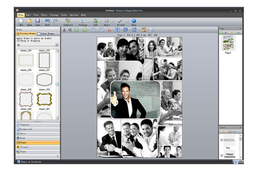 collage maker software free download for pc