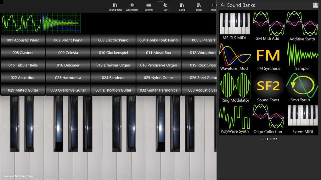 Music Keyboard - Download