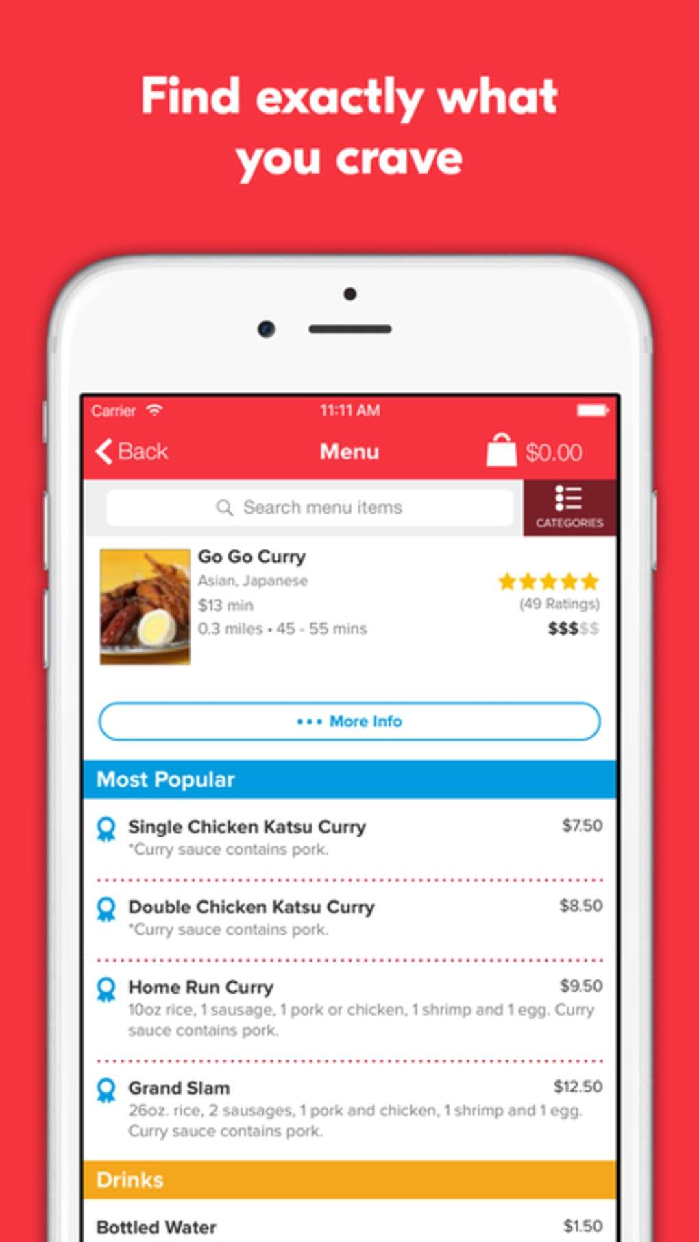 Grubhub Food Delivery Takeout For Iphone Download