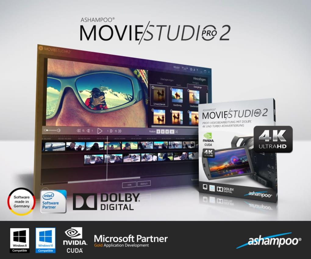 Buy Ashampoo  Movie Studio Pro 2 mac
