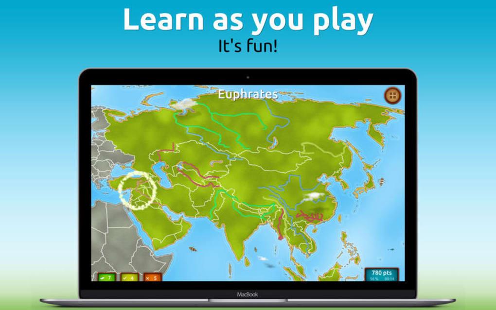 GeoExpert Lite - World Geography for Mac - Download