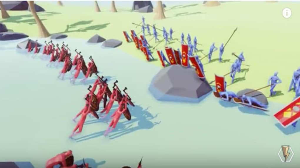 how to get totally accurate battle simulator on android