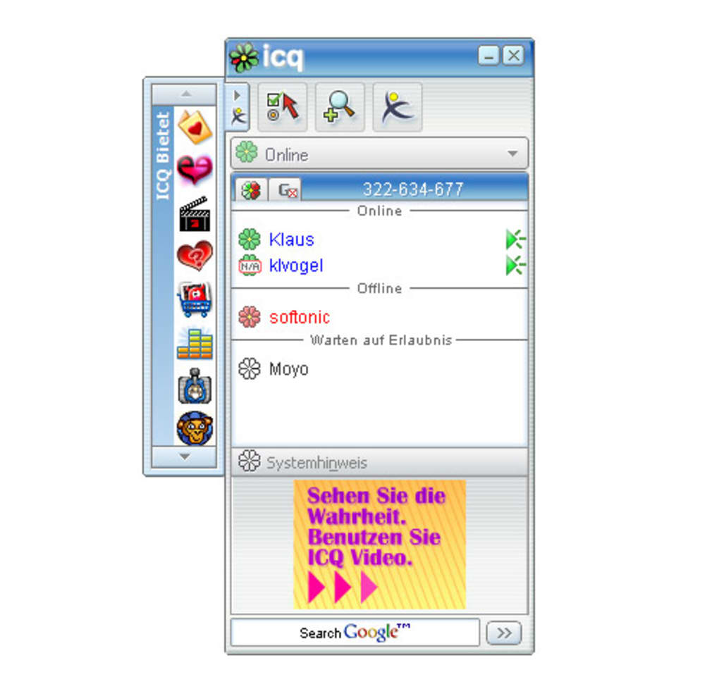 ICQ - Download