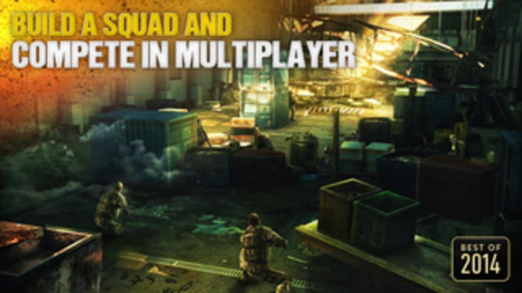 iPhone için Modern Combat 5: Blackout - İndir