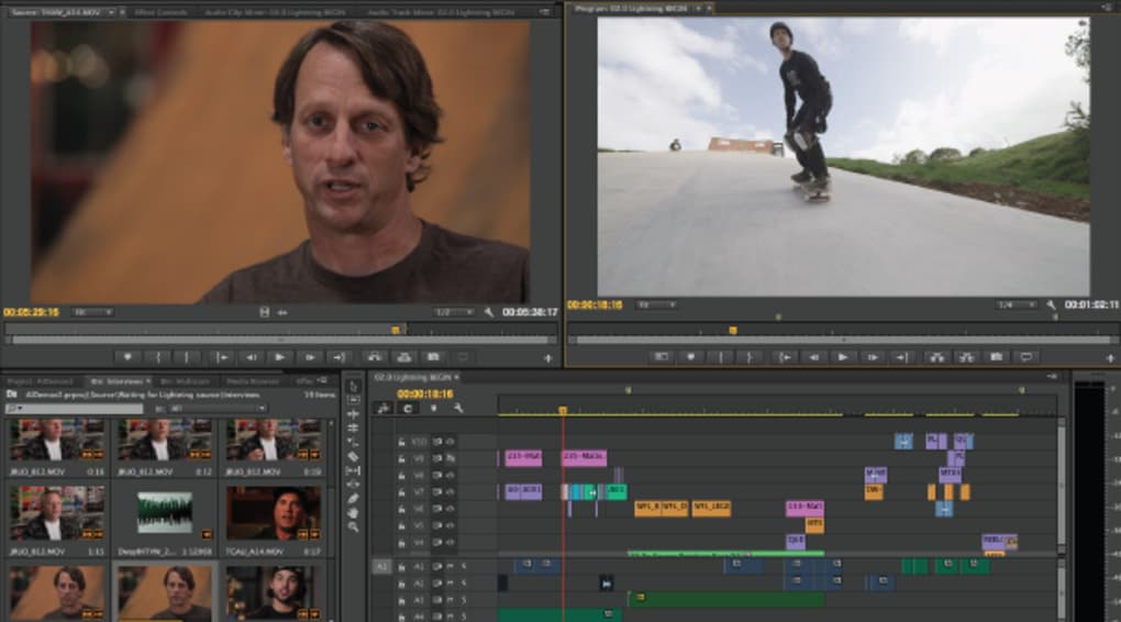 download adobe video editor free