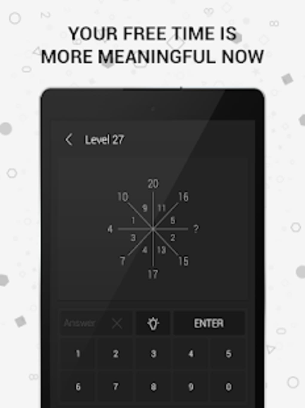 Math Riddles And Puzzles Math Game For Android Download