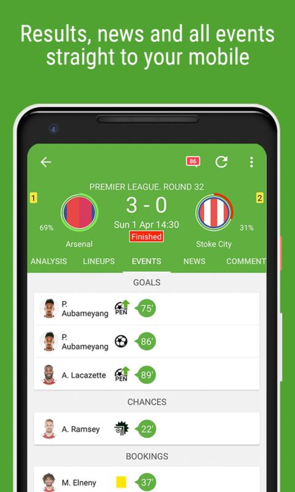 Besoccer Soccer Live Score Apk For Android Download