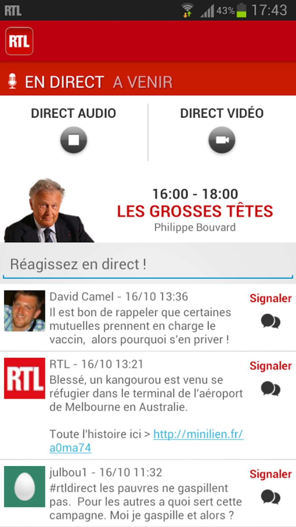 TVI TÉLÉCHARGER JOURNAL RTL